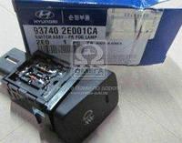 Выключатель противотуманных фар Hyundai Ix35/tucson 05-10 (производство Mobis), артикул 937402E001CA
