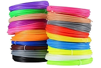 Набор пластика для 3D-ручки качество PLA 30 метров