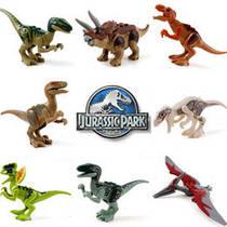 Динозавры Jurassic World Юрский мир