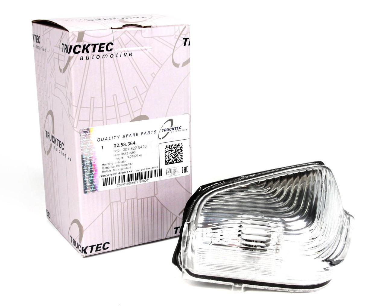 Повторитель поворота на зеркало MB Sprinter/VW Crafter 06- (правый) (02.58.364) TRUCKTEC