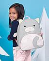 """Рюкзак SkipHop """"Котёнок""""  для девочки , рюкзачок детский Скип Хоп с ушками, фото 2"""
