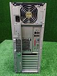 Компьютер HP dc 7800, Intel 2 мощных ядра E8400 3.0 Ггц, 4 ГБ, 80 ГБ Настроен! Есть Опт! Гарантия!, фото 5