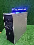 Компьютер HP dc 7800, Intel 2 мощных ядра E8400 3.0 Ггц, 4 ГБ, 80 ГБ Настроен! Есть Опт! Гарантия!, фото 6