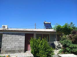 Автономная солнечная электростанция 5кВт г. Бердянск Запорожскойобласти 4