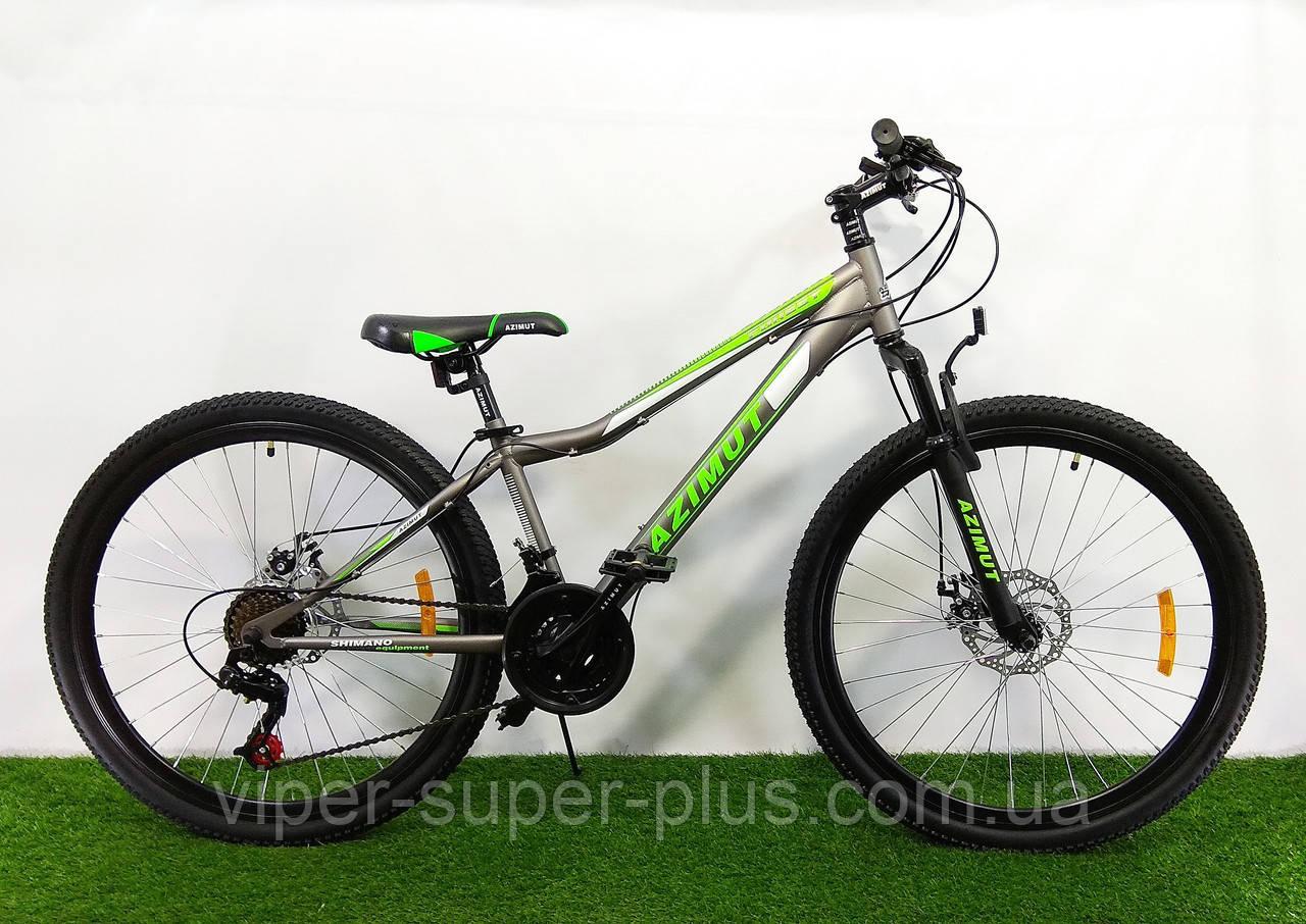 Гірський велосипед Azimut Forest 26 D+