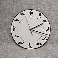 Настінні годинники Еротичні
