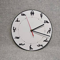 Настенные часы Эротические