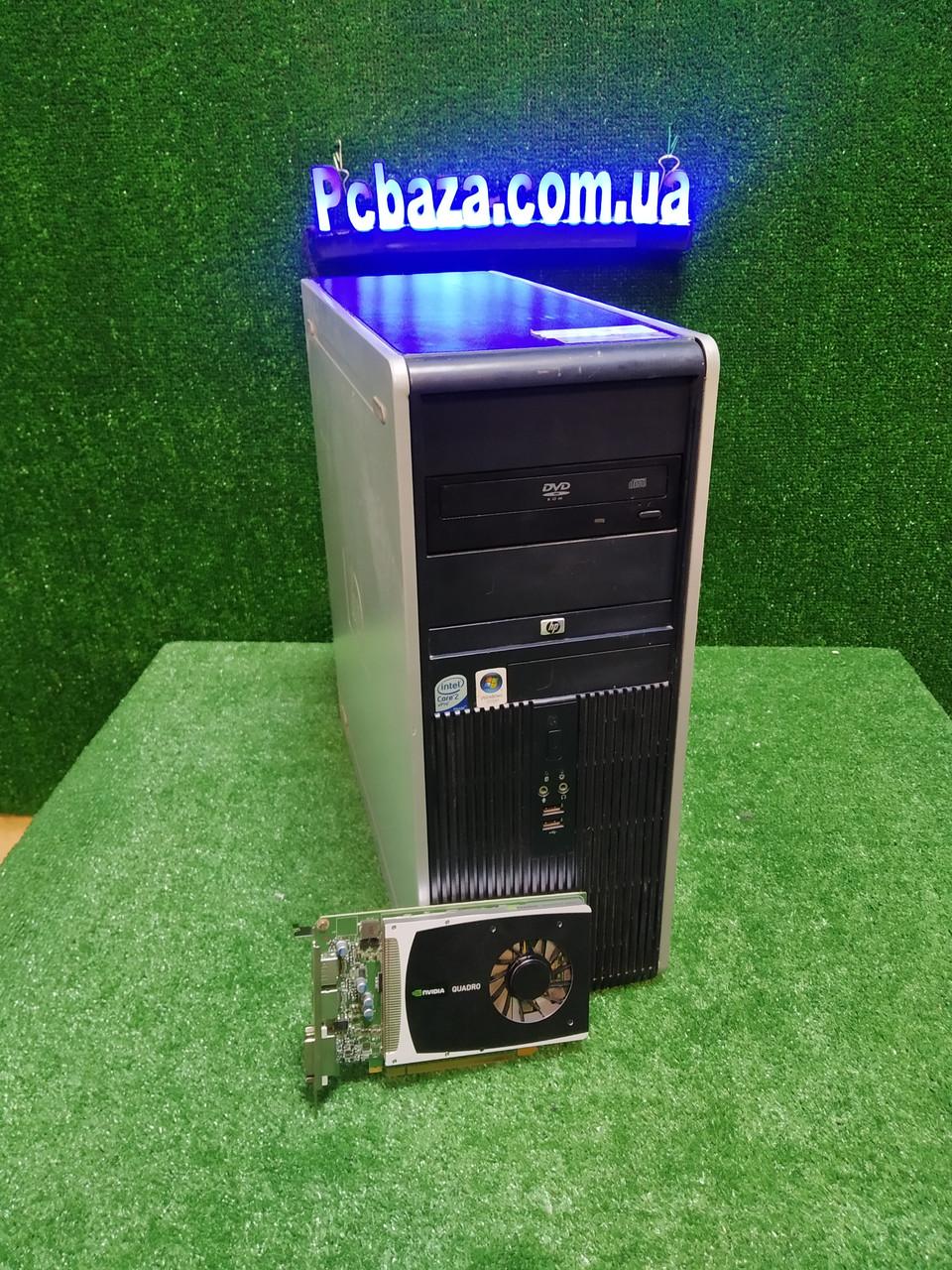 Бюджетный игровой ПК, Intel E8400 3 Ггц, 4 ГБ, 320 ГБ, Видеокарта 1 GB GDDR5 Настроен! Есть Опт! Гарантия!