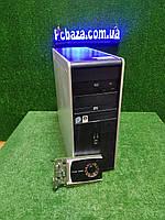 Бюджетный игровой ПК, Intel E8400 3 Ггц, 4 ГБ, 320 ГБ, Видеокарта 1 GB GDDR5 Настроен! Есть Опт! Гарантия!, фото 1