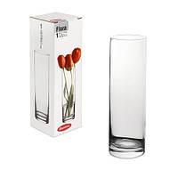 Ваза из стекла Flora h260мм PASABACHE Россия 43767