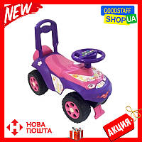 """Машинка-каталка (толокар) игрушка для детей  """"Машинка"""" 0141/03"""