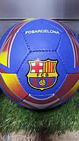 Мяч футбольный сувенирный барселона р5