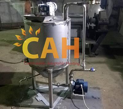 Реакторы гомогенизаторы для пищевой и химической промышленности.