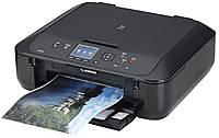 МФУ Canon PIXMA MG5750 3в1 принтер, сканер, копир (БФП)