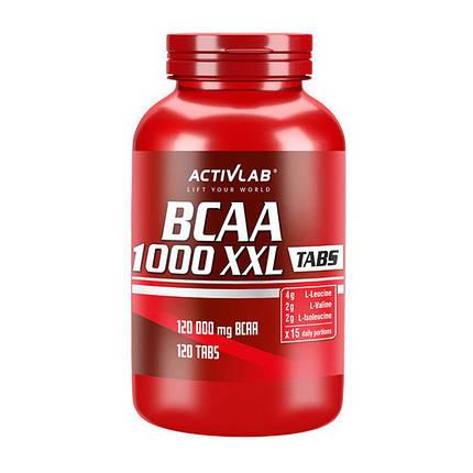 ActivLab BCAA 1000 XXL 120 tabs, фото 2