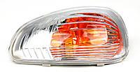 Повторитель поворота на зеркало Renault Master 10- (правый) (261603141R) Rotweiss