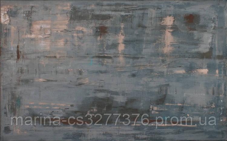 Картина Холодная вода 50х80 см холст масло галерейная натяжка горизонтальная интерьерная живопись