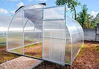 Теплиця Садовод Агро 3х4х2м під полікарбонат