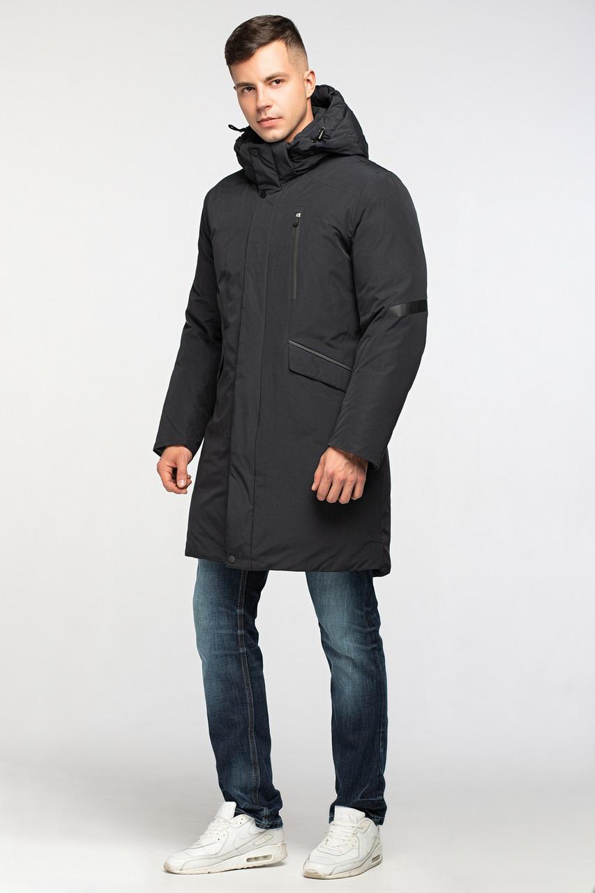 Мужская зимняя куртка KN18WM356DN
