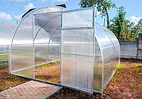 Теплиця Садовод Агро 3х6х2м під полікарбонат, фото 1
