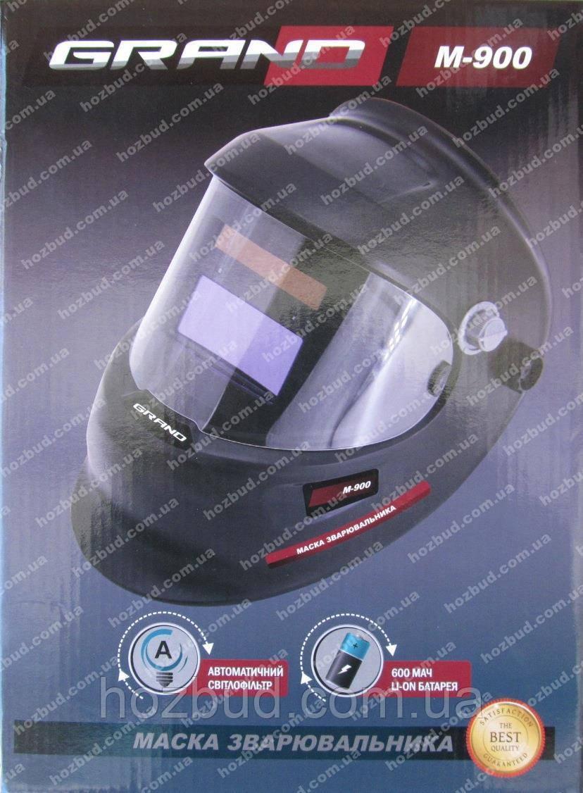 Сварочная маска Grand М-900 (3 регулятора)