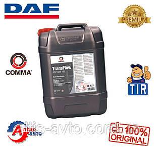 Моторное масло для DAF Евро 3 2 10w40 для грузовиков и тягачей XF 95 430, CF 85 75 65, LF 45 55 Кома
