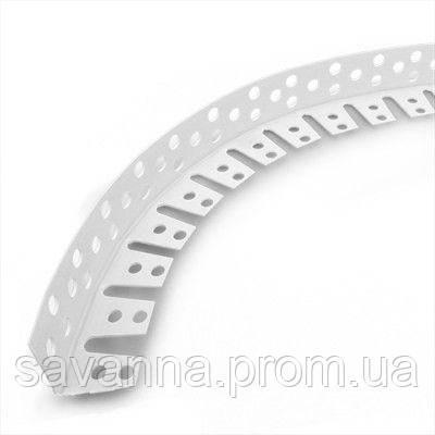 Угол защитный арочный ПВХ 3.0 м