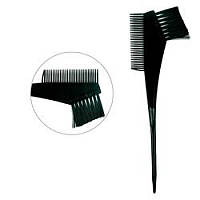 Кисть для окрашивания волос 2 в 1