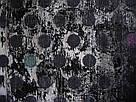 Картина Серые шарики 80х90 см холст масло галерейная натяжка индустриальная интерьерная живопись, фото 4