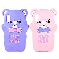 3D чехол Hug Me для Xiaomi Mi A2 Lite / Redmi 6 Pro Медведь (2 Цвета)