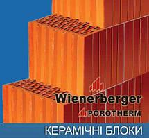Блоки керамические пустотелые