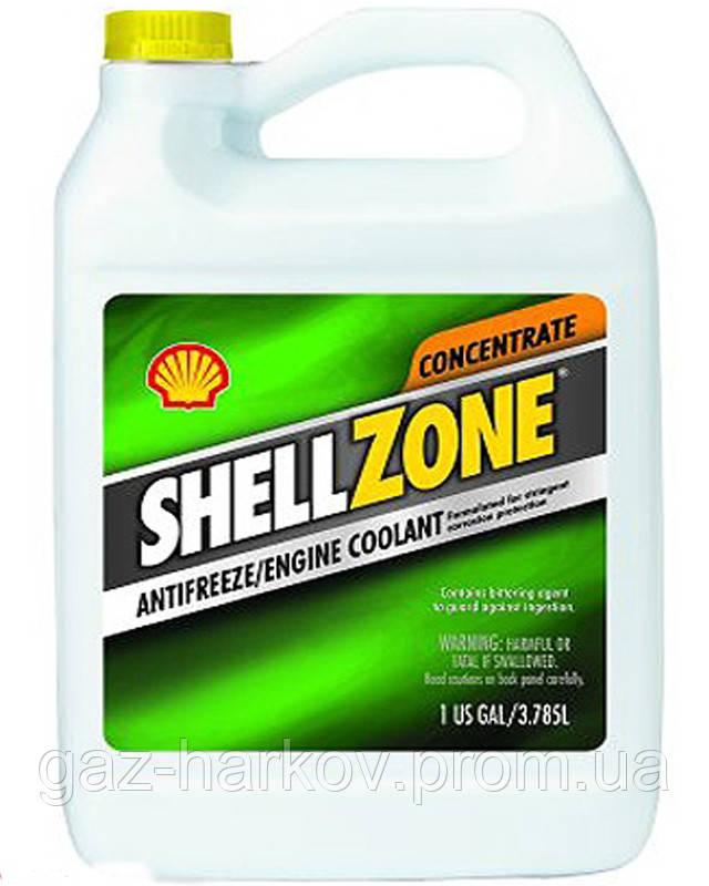 Антифриз ShellZone концентрат зеленый G11 (-80)