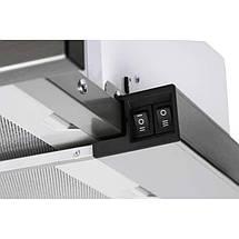 Вытяжка VENTOLUX GARDA 60 INOX (800) SMD LED, фото 3