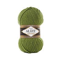Пряжа для вязания ALIZE LANAGOLD,цвет 485,51% Акрил, 49% Шерсть
