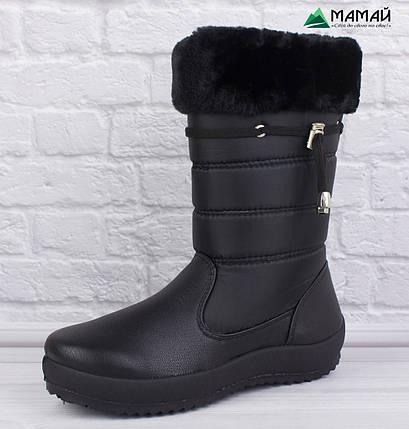 Дутіки жіночі від Львівської фабрики взуття , фото 2