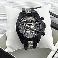 Мужские часы Rolex black  ААА