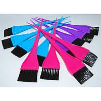 Кисть для окрашивания волос узкая