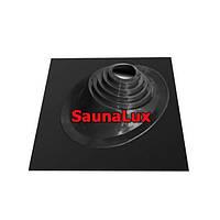Мастер флеш проход через кровлю SaunaLux ЧУ450 угловой 300-450