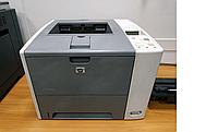 Принтер HP LaserJet P3005, рабочий, с картриджем