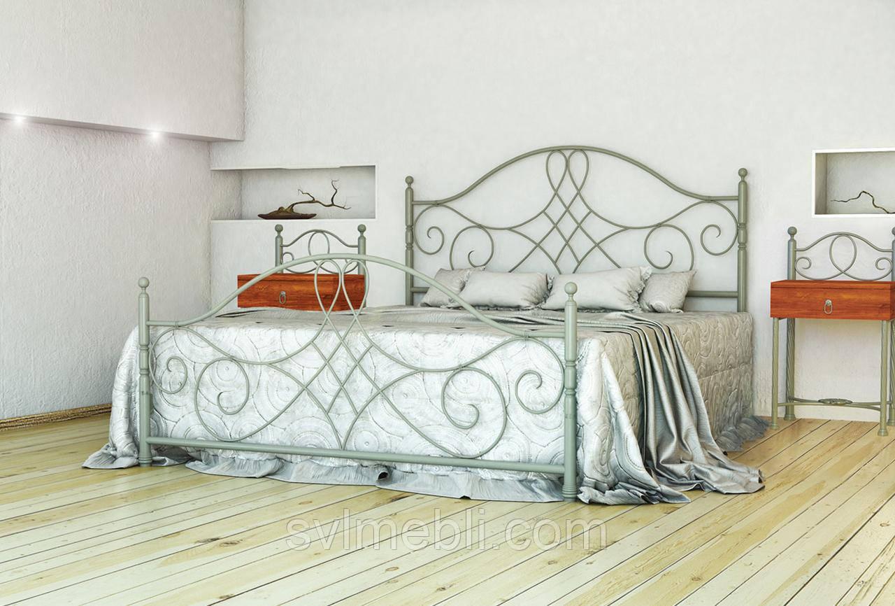 Кровать Парма (туман)