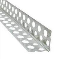 Уголок защитный алюминиевый 3.0м