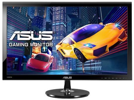 Ігровий монітор Asus VS278H 27 дюймів, Full HD 1920x1080, 1 мс для комп'ютера
