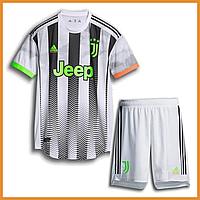 Футбольная форма Ювентус (Juventus) Palace (2019-2020) S XL