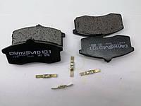 Колодки тормозные дисковые ОКА ВАЗ-1111 (пр-во Dafmi), фото 1