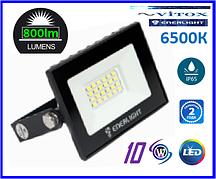 Прожектор светодиодный 10 Вт 6500к 800Lm ENERLIGHT MANGUST IP-65