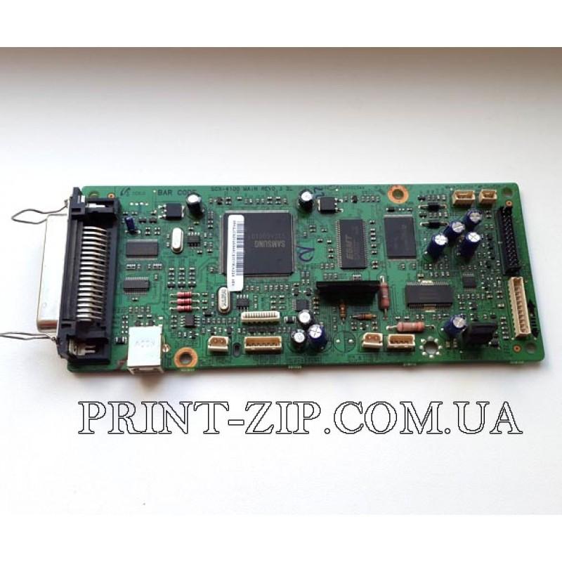 Главная плата (форматтер) SCX-4100/WC РE114e JC92-01594A / JC92-