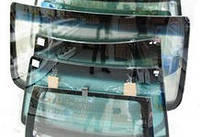 Заднее стекло на ниссан - Nissan Micra, Qashqai, Almera, Primera, Tiida, X-Trail, Teana, Note, с обогревом
