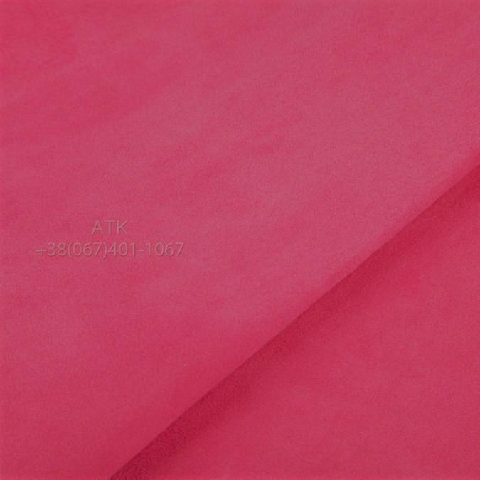 Замша обувная розовая