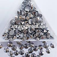 """Стразы ss16 Silver 1400шт. (3,8-4,0мм) """"Crystal Premium"""""""