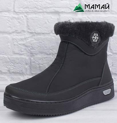 Дутіки жіночі від Львівської фабрики взуття 39 - 25- 25,5 см, фото 2